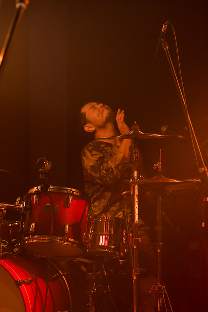 SPUTNIK KOMBINAT live at 獅子王, Tokyo, 15 Sep 2016 -1010351