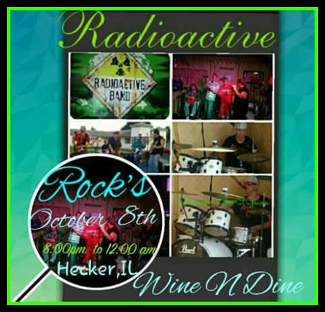 Radioactive 10-8-16