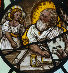 St Matthew (by Samuel Yarrington?)