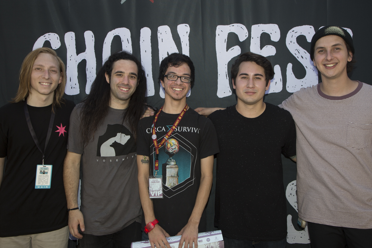 Chain Fest 2016 VIP Meet & Greet Photos