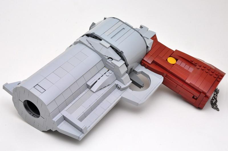 Hellboy revolver: The Good Samaritan