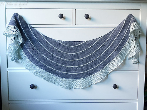 Delightful Day shawl