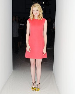 CALVIN KLEIN COLLECTION Presents the Women's Spring 2013 Runway Show | by nylonmagazine