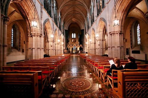 Christ Church: interni