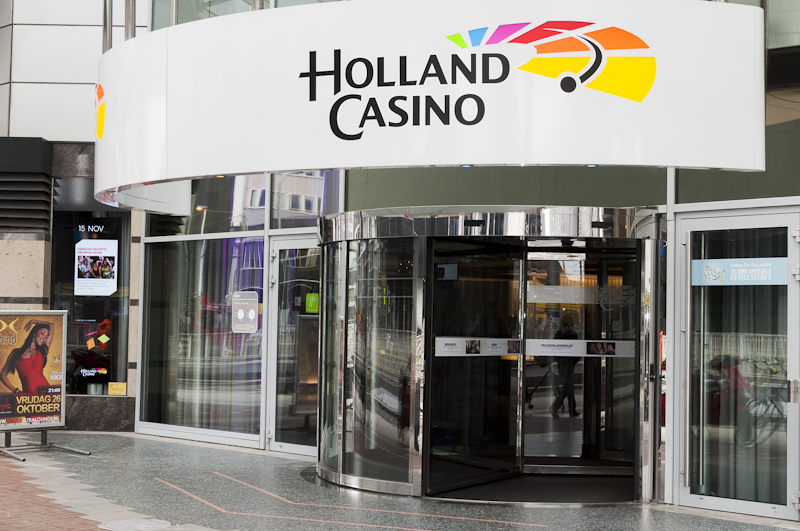 holland casino poker