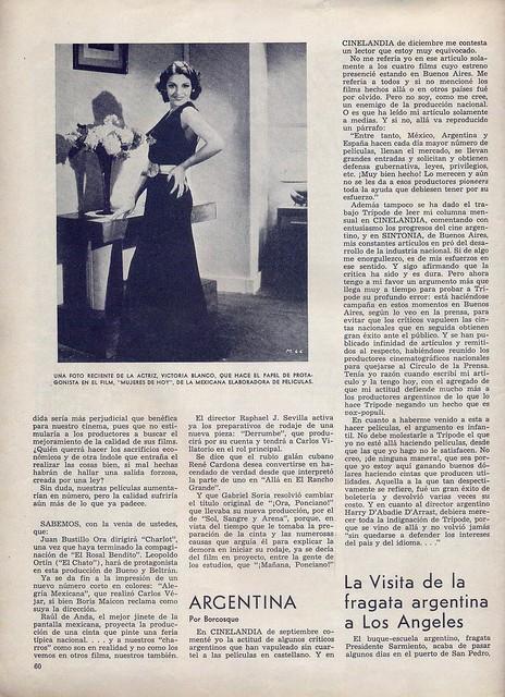 Cinelandia, Tomo XI Nº 1, Janeiro 1937 - 60