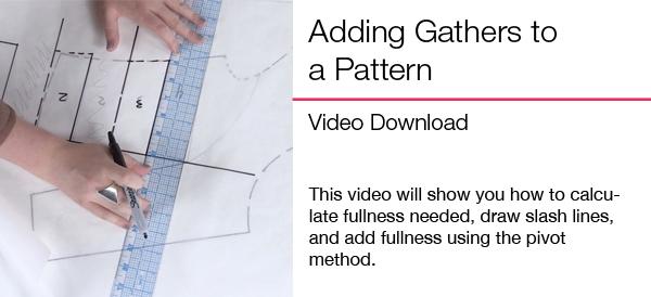 Adding Gathers