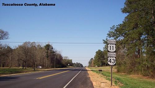 Tuscaloosa County AL