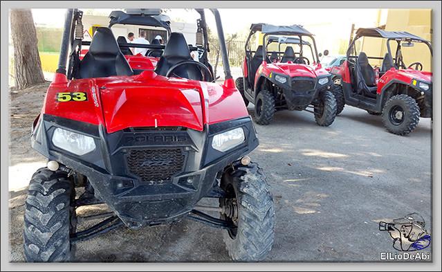 #AlmeriaLVT Ruta minera por la Sierra Almagrera en buggy 2