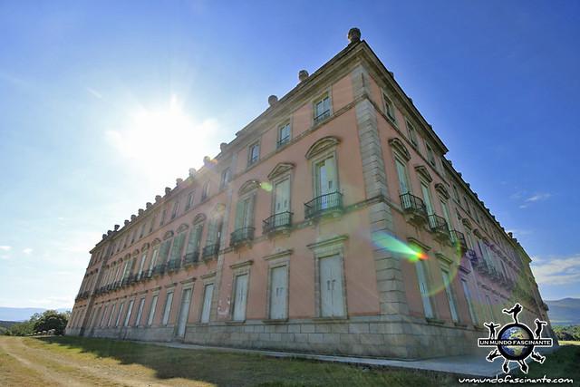 Palacio Real de Riofrío, Segovia. Castilla y León, España.