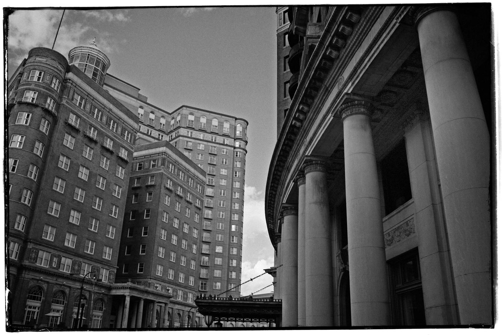 Georgian Terrace and Ponce de Leon Apartments, Oct 2012