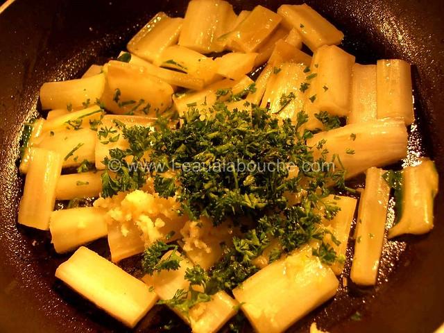 Rôti aux Côtes de Bettes © Ana Luthi Tous droits réservés 009