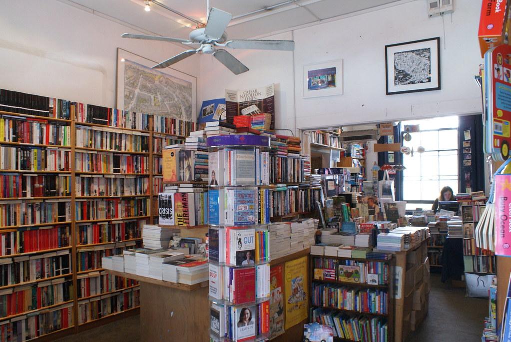 Primrose hill Bookshop, charmante librairie de quartier.