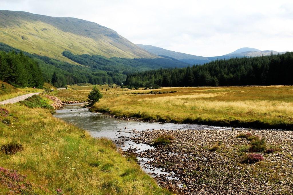 Glen Lochy, Scotland