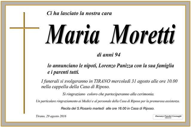 Moretti Maria