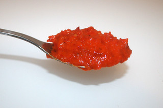 09 - Zutat Ajvar / Ingredient ajvar
