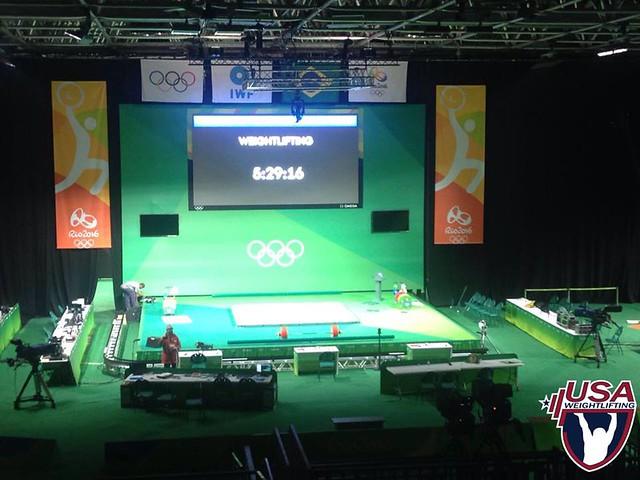 Rio 2016 Day 1