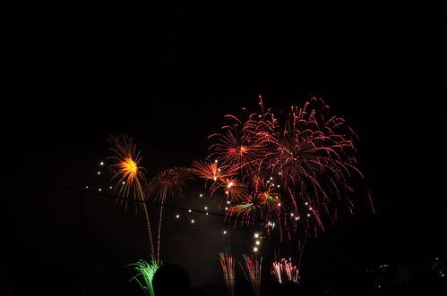 Suwako-Lake Fireworks Festival 2016 48