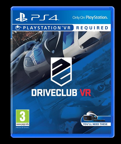 Driveclub Vr Se Anuncia Para Playstation Vr Playstation Blog En