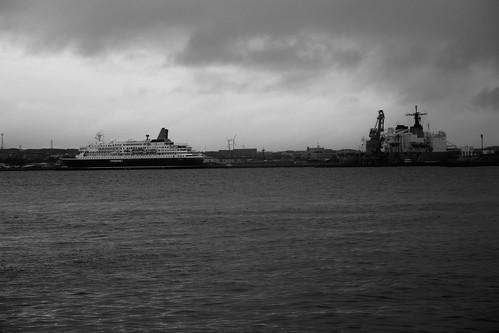 Port of Wakkanai on SEP 10, 2016 (2)