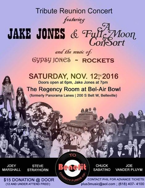 Tribute Reunion Concert 11-12-16