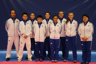 Equipe de France Taolu