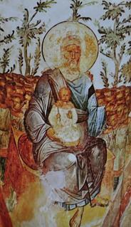 Lazarus in Abraham's bosom
