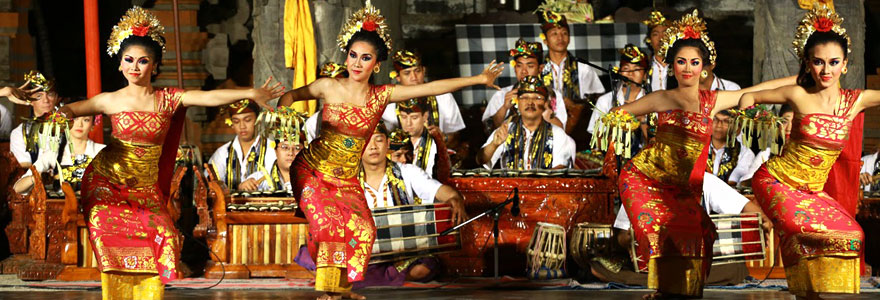 kesenian Bali