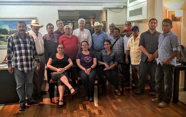 Visita de delegación sector agrotecnológico a Israel