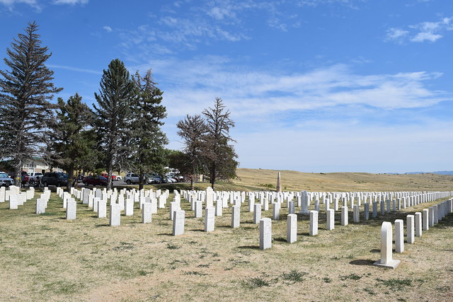 Custer National Cemetery, Montana