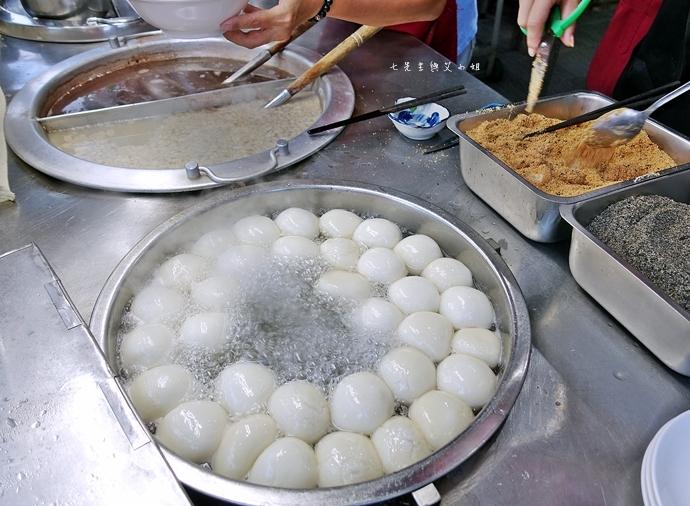 4 祥記純糖麻糬 燒麻糬 葉家雞捲 延三夜市美食 食尚玩家 台北美食