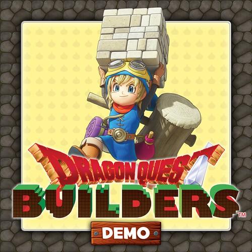 DRAGON QUEST BUILDERS Demo