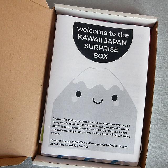 Kawaii Japan Surprise Box