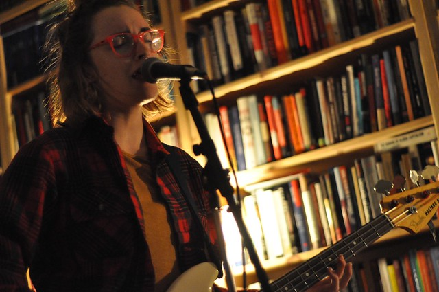 Lonely Parade at Black Squirrel Books