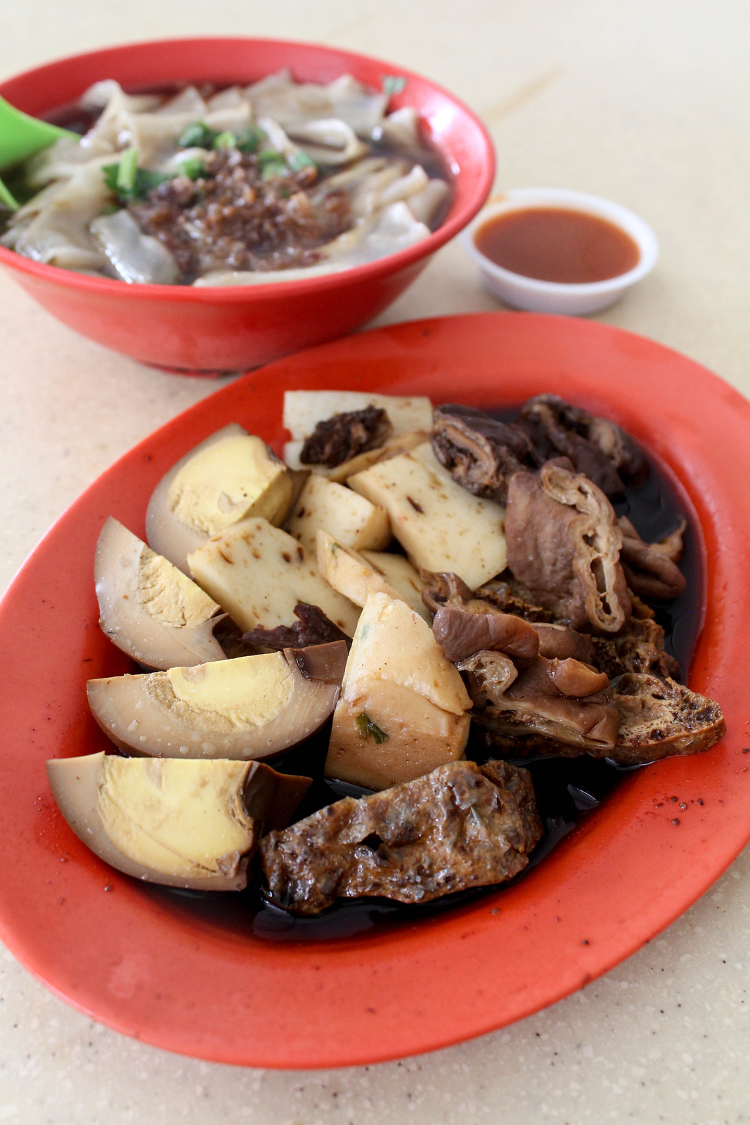 Kway Chap: Lai Xing Cooked Food