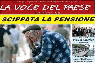 Noicattaro. Prima pagina n.31-2016 front