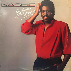 KASHIF:SEND ME YOUR LOVE(JACKET A)