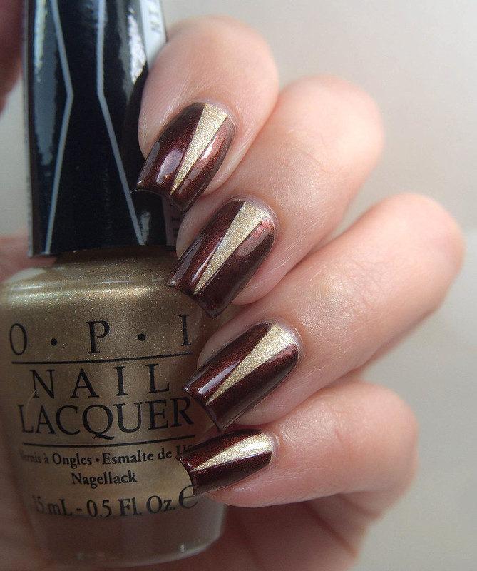 OPI LAMB Rock Nail Star Stiletto nail vinyls