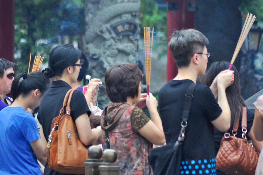 Wong Tai Sin Temple 香港黃大仙祠 ...