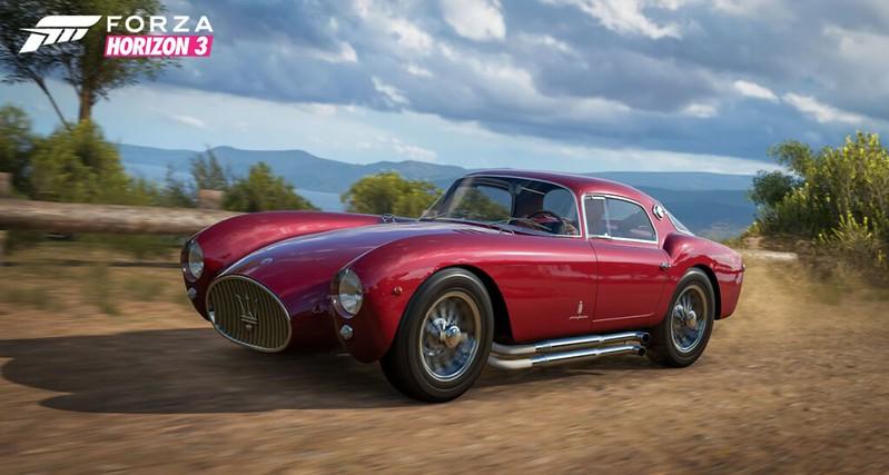 1953 Maserati A6GCS/53 Pininfarina Berlinetta