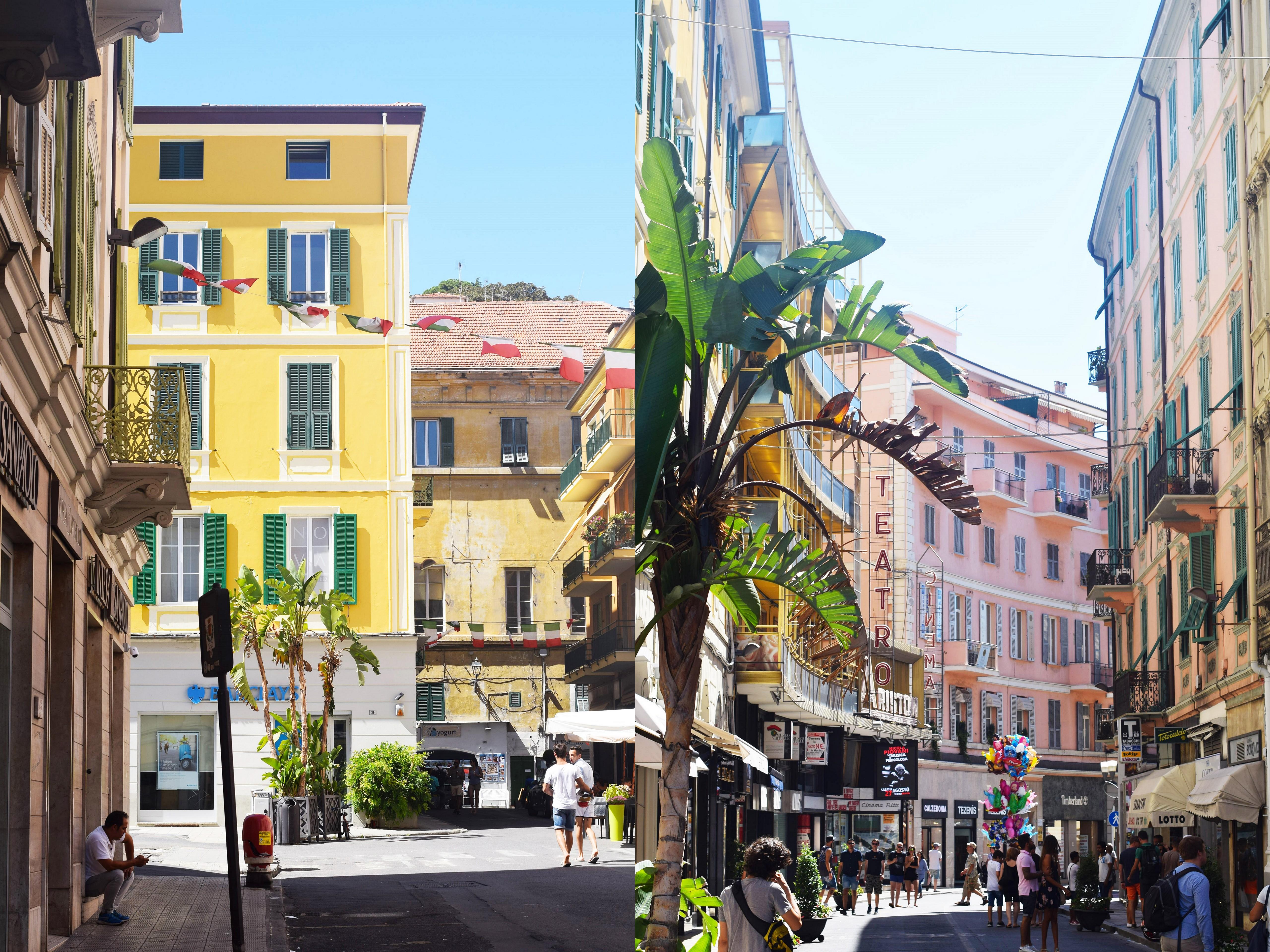 Monaco & italy