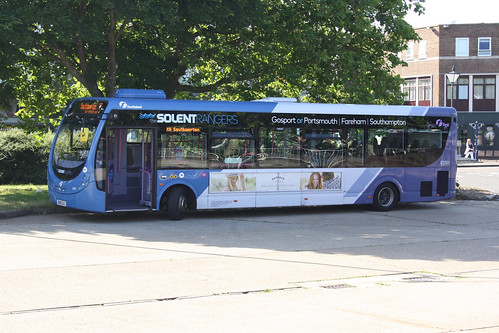 First Hampshire & Dorset 63301 SN65OLC