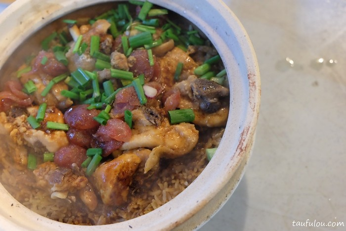 Claypot chicken rice (8)