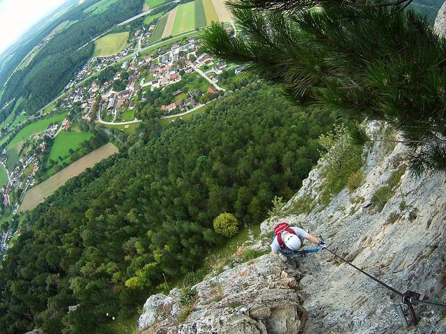 Pittentaler Klettersteig