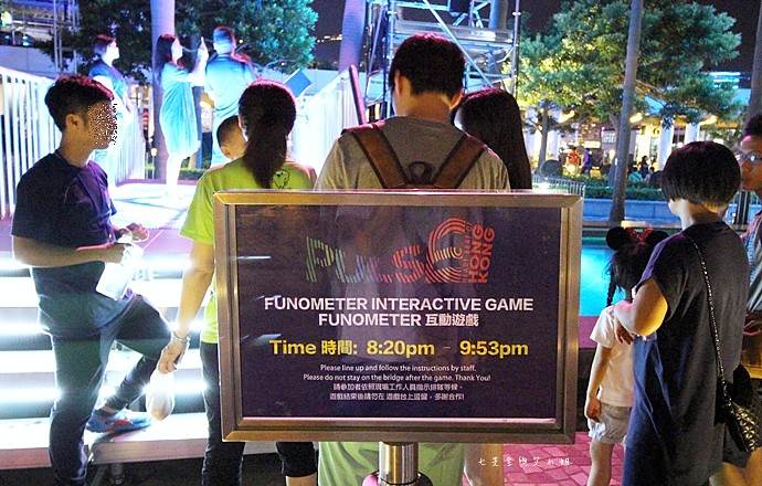 31 香港 閃躍維港 3D光雕匯演