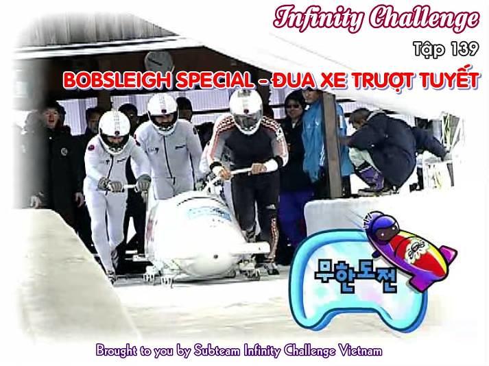 [Vietsub] Infinity Challenge Ep 139