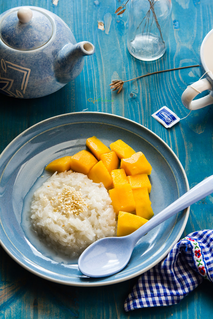 Thai-Sticky-Rice-with-Mango