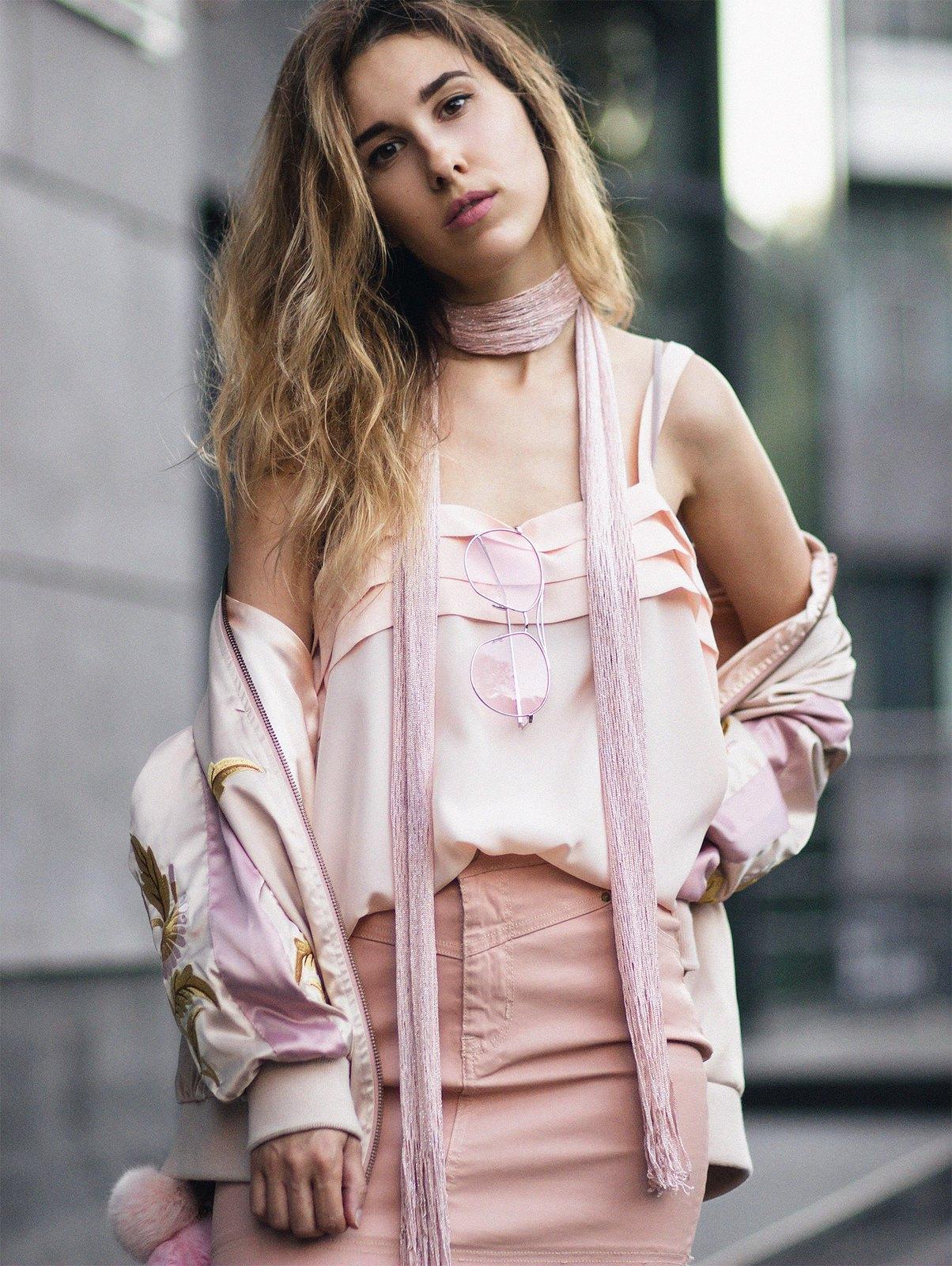 pink invasion