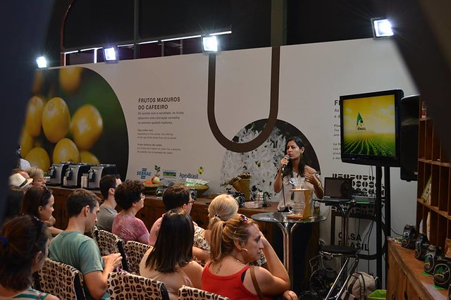 Rio 2016: Minasul marca evento com palestra sobre cafés especiais