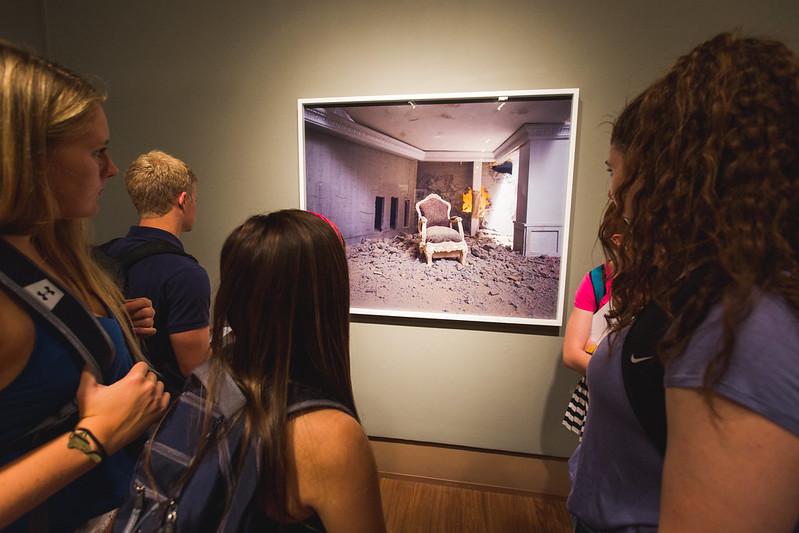 Schmucker Art Gallery- Bodies in Conflict: From Gettysburg to Iraq
